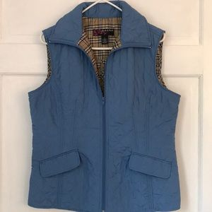 Quilted Vest by Peck & Peck